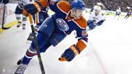 Spielt vorerst nicht mehr für die Oilers: Leon Draisaitl