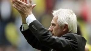 BVB verlängert Vertrag mit Trainer van Marwijk bis 2007