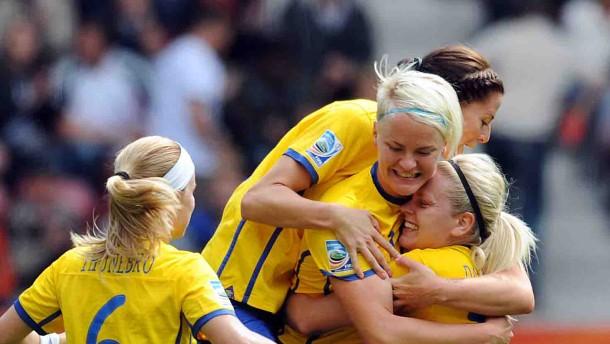 Die Mutterländer des Frauenfußballs