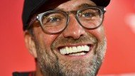 Glücklich beim FC Liverpool: Jürgen Klopp