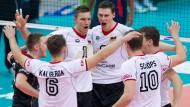 Zweiter WM-Sieg für deutsche Volleyballer