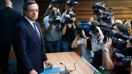 Draghi kündigt Anleihenankaufprogramm an