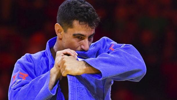 """Riesenskandal"" beim Judo in Abu Dhabi"