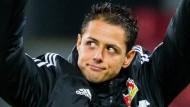 Die kleine Erbse erlöst Leverkusen