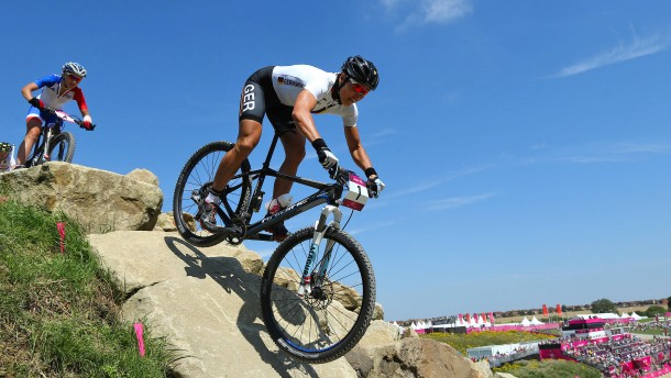 Mountainbike-Olympiasiegerin Spitz kündigt Karriereende an