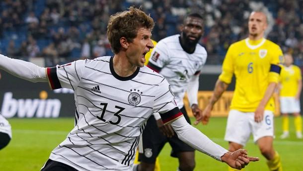 """Müller sorgt für eine """"kleine Explosion"""""""