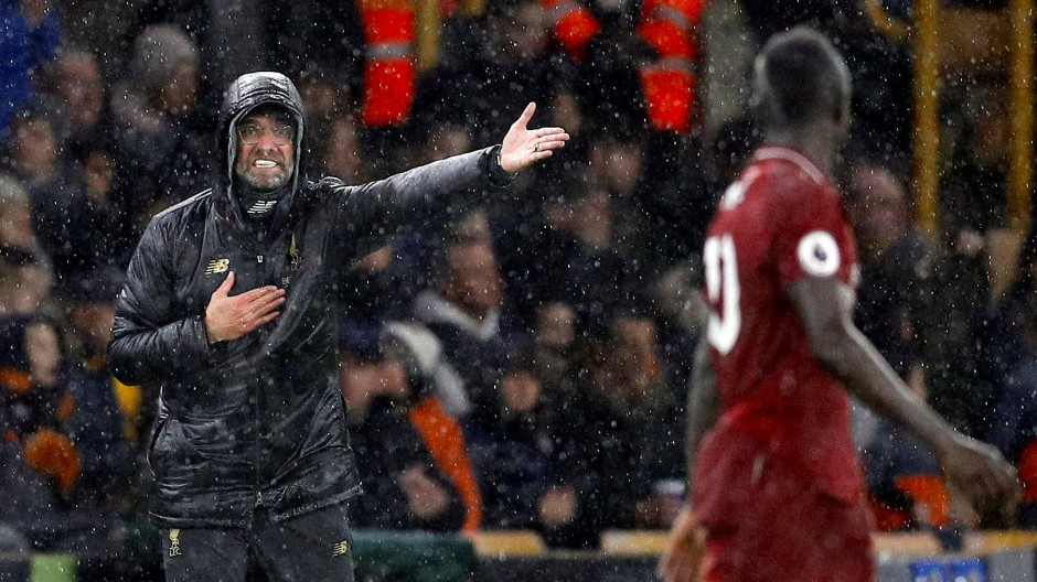 Fc Liverpool Schlagt Im Cl Viertelfinale Den Fc Porto
