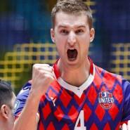 Noah Baxpöhler will mit den United Volleys erfolgreich sein.