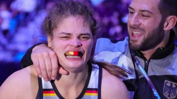 Anna Schell beißt sich zu WM-Bronze durch