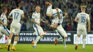Die Slowakei schockt Spanien