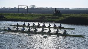 Wenigstens überhaupt ein Boat Race