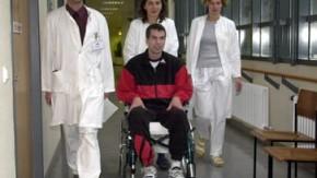 Babbel, Rollstuhl