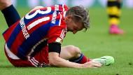 Auch Schweinsteiger fehlt den Bayern