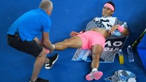 Nadal gibt auf