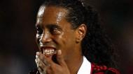 Gelungener Saisonstart: Ronaldinho bot zwei Torvorlagen und einen Fallrückzieher