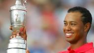 Die Karriere des Tiger Woods in Zahlen