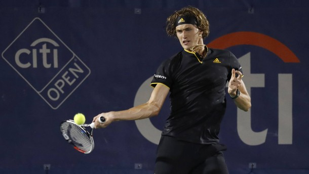 Lisicki und Alexander Zverev  im Viertelfinale