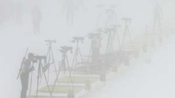 Nebel verhindert Männer-Sprint in Oberhof