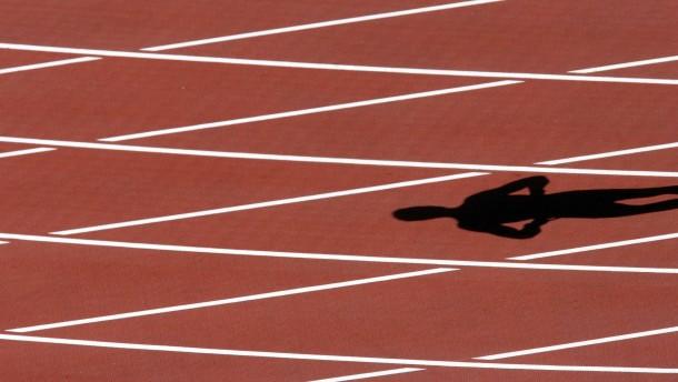 Die Leichtathletik steht am Abgrund