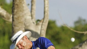 Mayakoba Golf Classic at Riviera Maya-Cancun - Round One