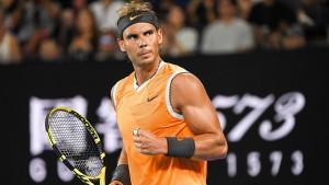 Nadal im Schnelldurchgang ins Finale