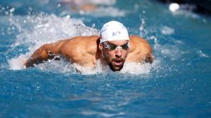 Phelps quält sich zum Comeback