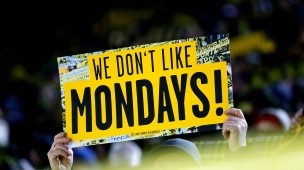 Nicht nur Montagsspiele sind manchen Fans ein Dorn im Auge.
