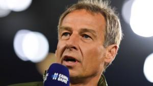 Die Premiere des Jürgen Klinsmann