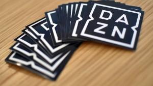 DAZN will Zahlungen an Sportverbände stoppen