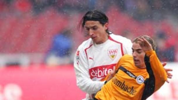 Soldo und Cacau halten VfB im Europacup-Rennen