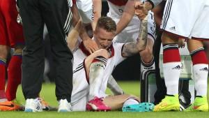 Reus' Verletzung trübt den Sieg