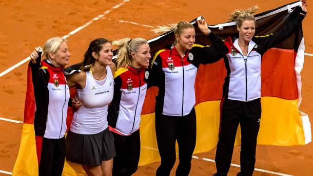 Görges macht Kerber und Deutschland glücklich
