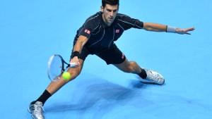 Djokovic folgt Nadal ins Halbfinale