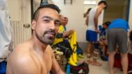 Aus Afghanistan geflüchtet, im Fußball zu Hause: Said Ahmad Baktash