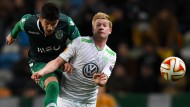 Wolfsburg reicht eine Nullnummer