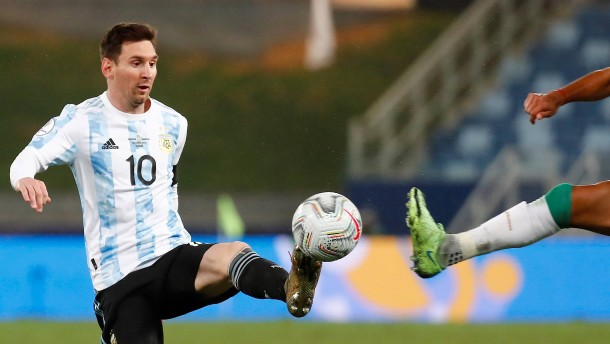 Messi glänzt als Rekordnationalspieler