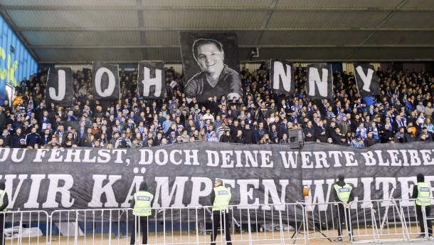 Darmstadt holt einen Punkt für Johnny