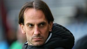 Rekordtrainer Rüdiger Rehm