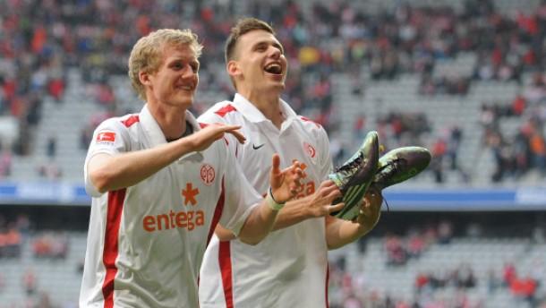 Mainzer Gipfelstürmer bezwingen auch den FC Bayern