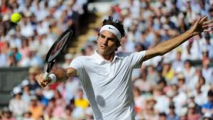 Federer gegen Djokovic auf Rekordjagd