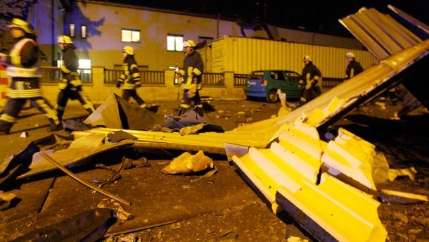 Ein Toter bei Explosion in Chemiefabrik