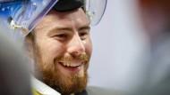 Er ist lange Weg gegangen, um zum WM-Team zu stoßen: Philipp Grubauer