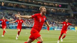Kapitän Kane rettet England den Sieg