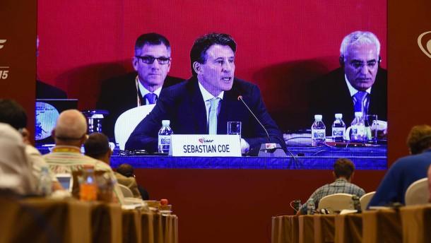 Coe neuer IAAF-Präsident – Empörung bei Digel