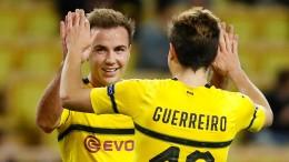 Dortmund sichert sich den Gruppensieg