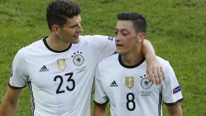 Diesmal scheitert Deutschland nicht