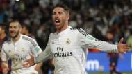 Real Madrid gewinnt Klub-WM