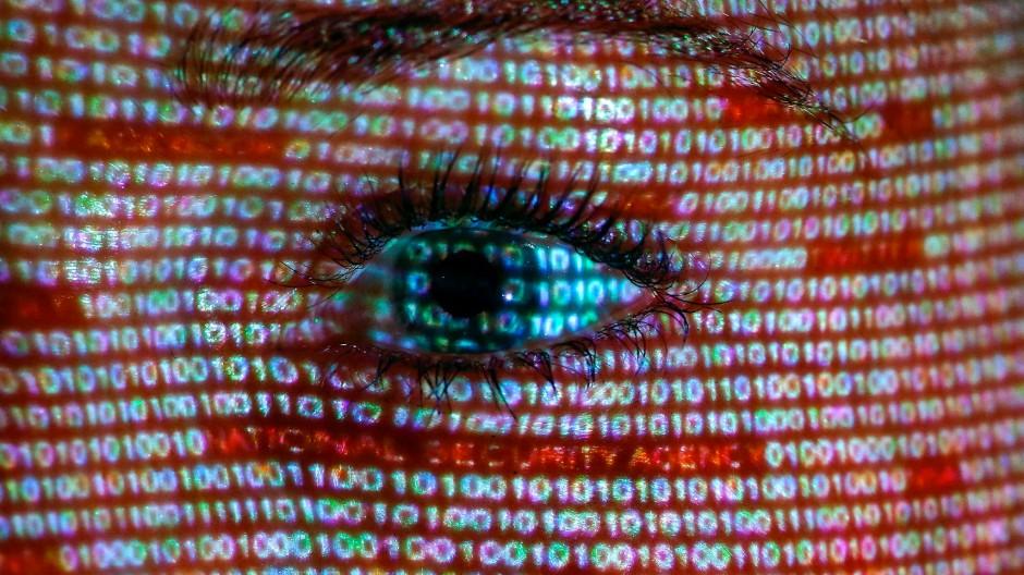 """Die Amerikaner spähen mit dem """"Prism""""-Programm Internet- und Telefondaten aus"""