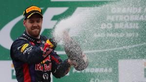 Vettel als einsamer Rekordjäger