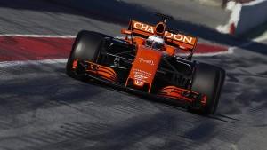 Peinliche Antriebsschwäche bei McLaren